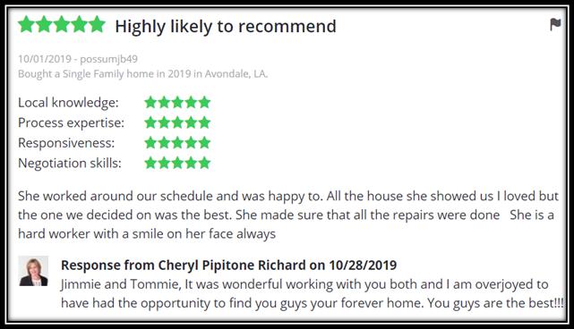 Cheryl Review 4