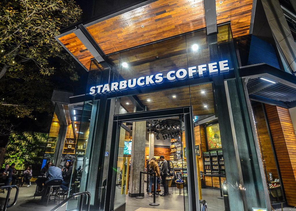 Starbucks DTD DL