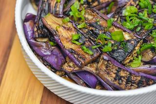 Filipino Adobo Eggplant