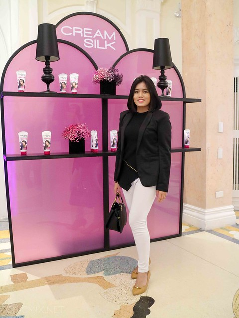 creamsilk conditioned for greater