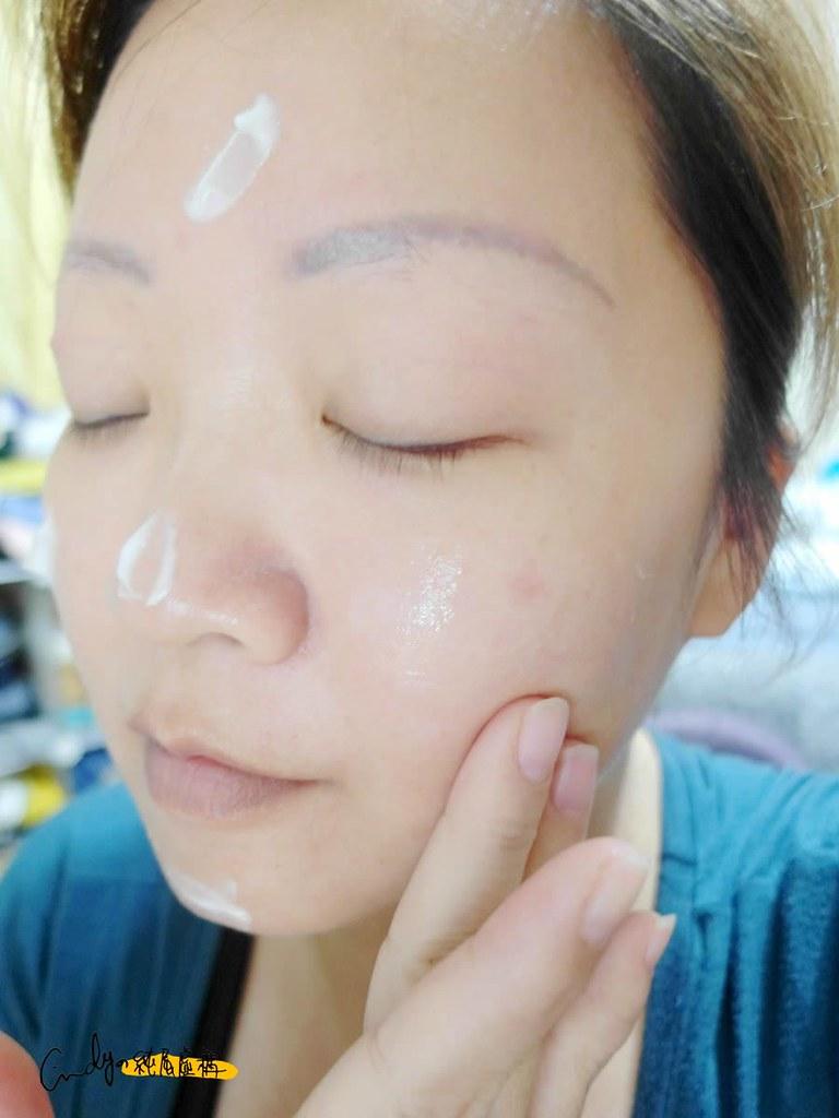 白米水潤霜