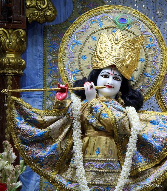 ISKCON Juhu Mangal Deity Darshan on 30th Jan 2020