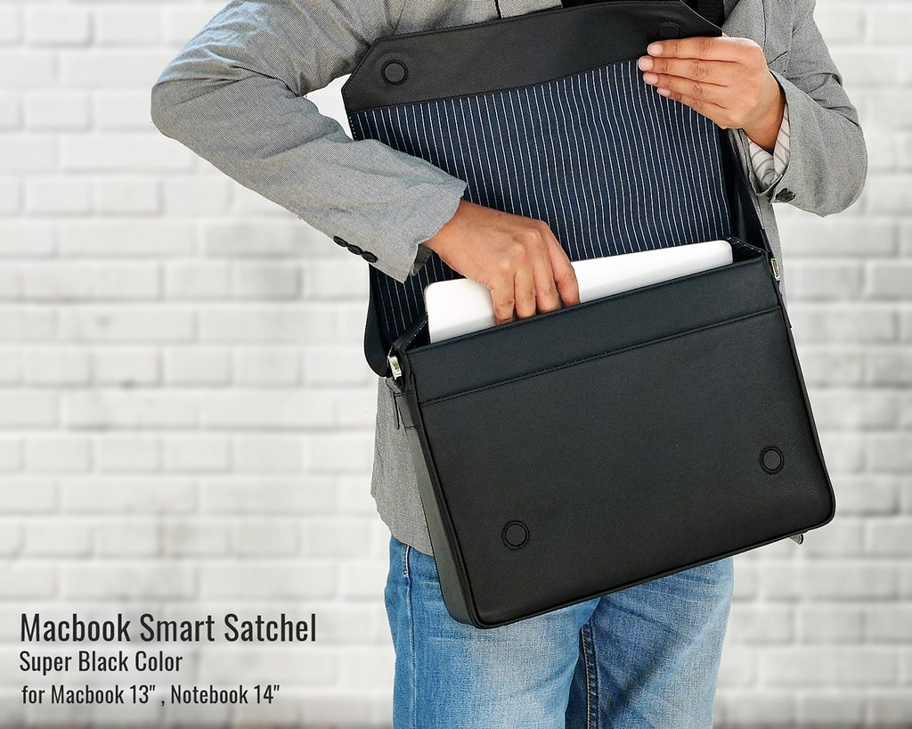 NoteBook Satchel
