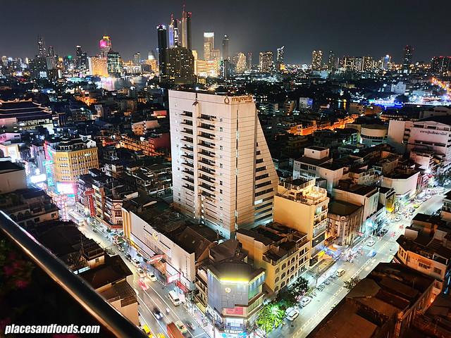 grand china hotel night view