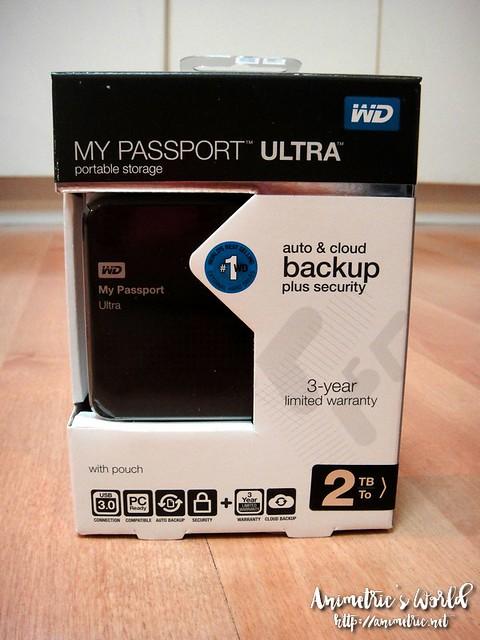 Western Digital My Passport Ultra 2 TB
