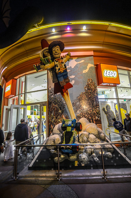 Lego Store Toy Story DTD DL