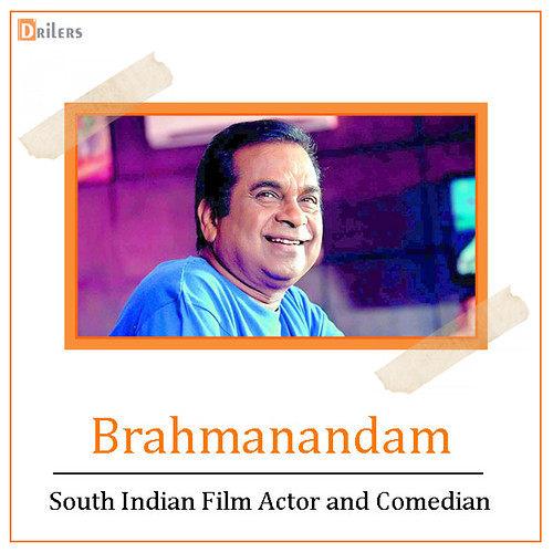 If You don't know Brahmanandam, You don't know what Comedy is!