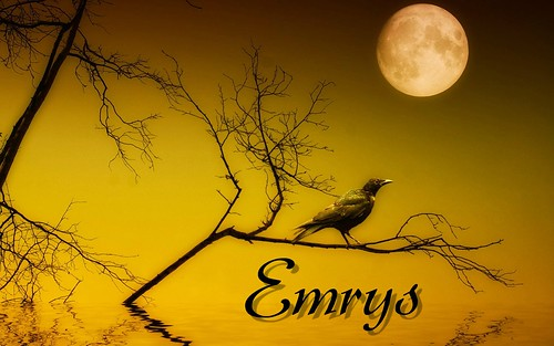 emrys crow