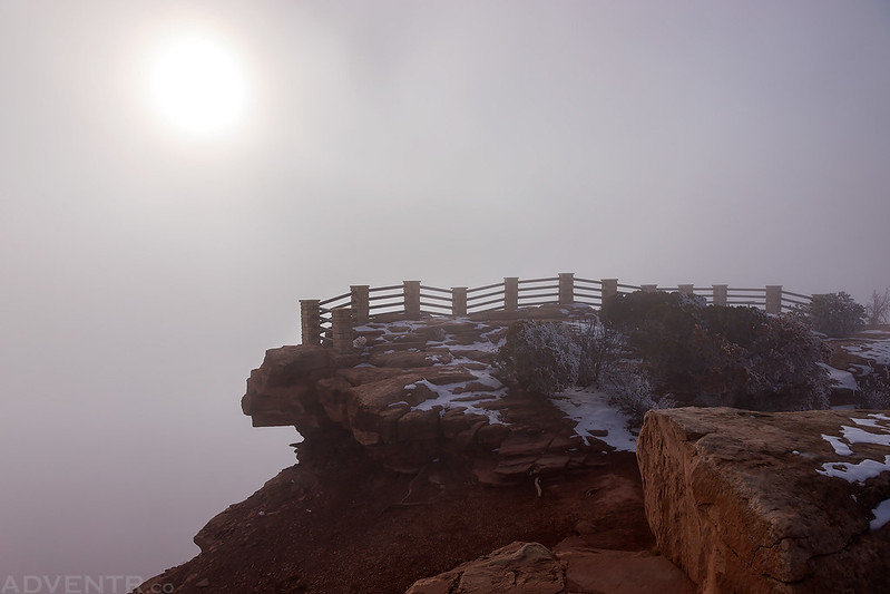 Overlook In The Clouds