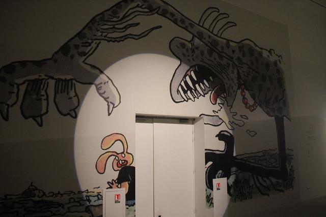 Exposition Lewis Trondheim à Angoulême