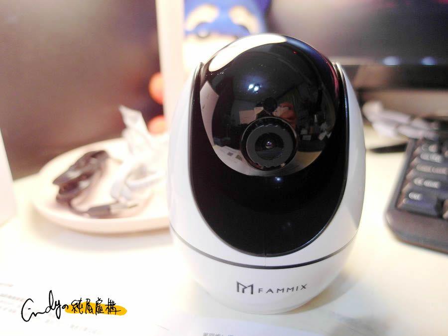 FAMMIX_AI智慧夜視監視攝影機