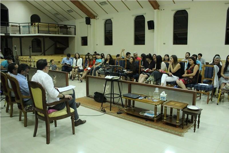 ¡La salvación es de Dios! Retiro espiritual de jóvenes en Sauzal
