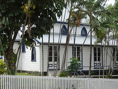 Weatherboard and Pickets