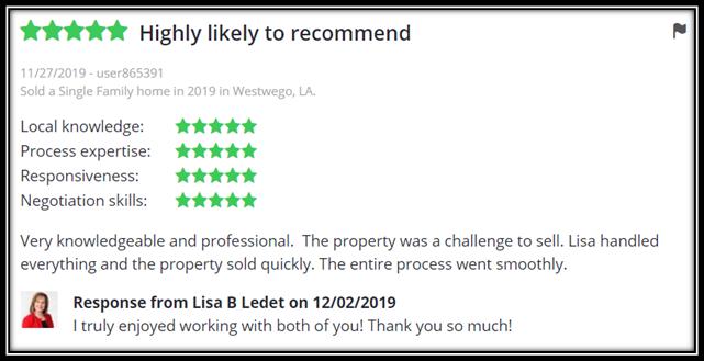 Lisa Review 2