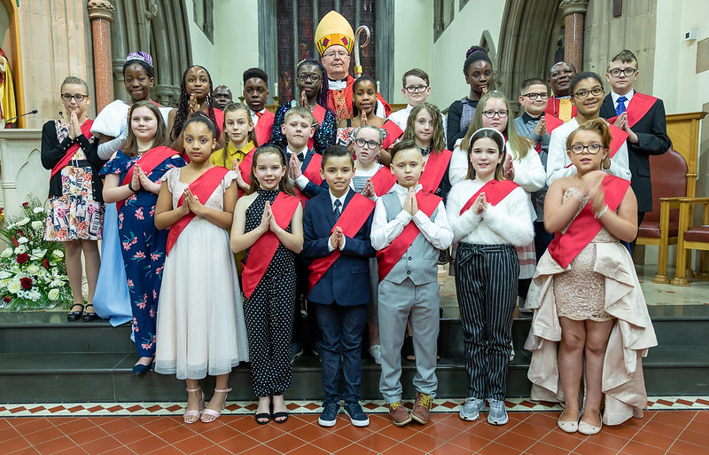 St Osburg's Confirmation 2020