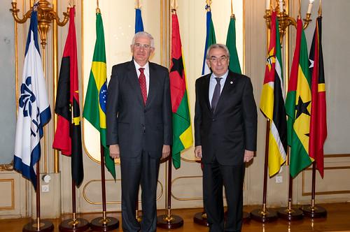 20.01. Secretário Executivo recebe Representante da Ordem de Malta junto da CPLP