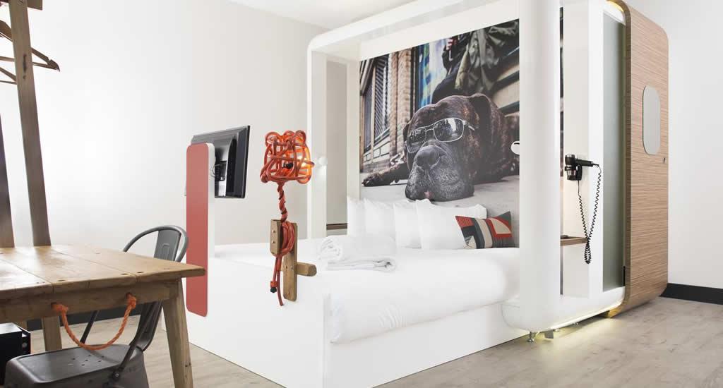 Goedkope hotels Londen: QBic Hotel | Mooistestedentrips.nl