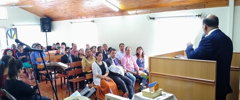 Día de Consagración y Bendición Anexo La Viña de IMPCH Quinta de Tilcoco