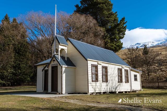 Cardrona Church, Queenstown Lakes