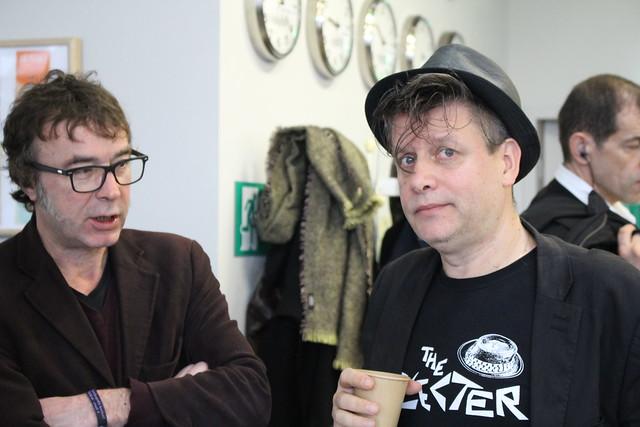 Daniel Casanave et David Vandermeulen - FIBD 2020