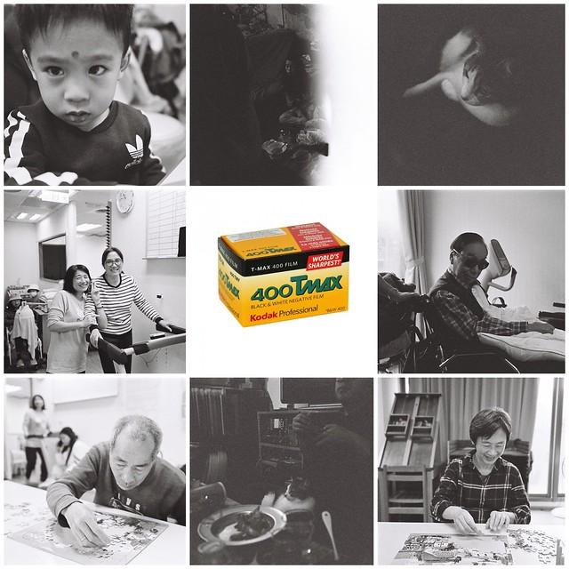 瘋底片(四十四)–Kodak 400TMAX