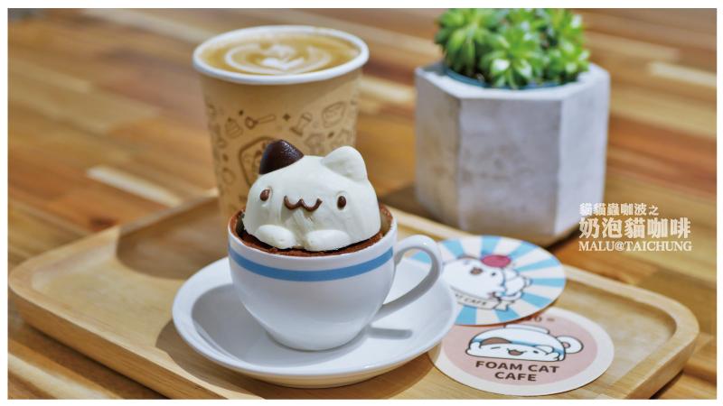 貓貓蟲咖波之奶泡貓咖啡-20