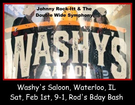 Johnny Rock-Itt 2-1-20