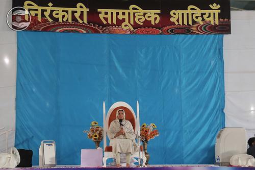 Discourse by Satguru Mata Sudiksha Ji Maharaj
