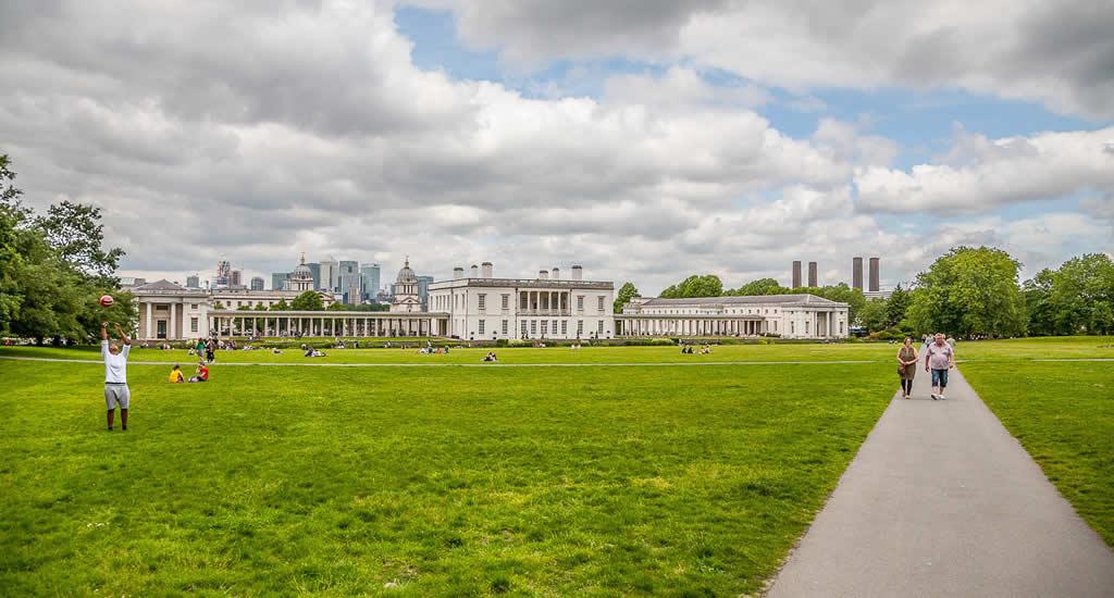 Gratis in Londen: Greenwich Park | Mooistestedentrips.nl