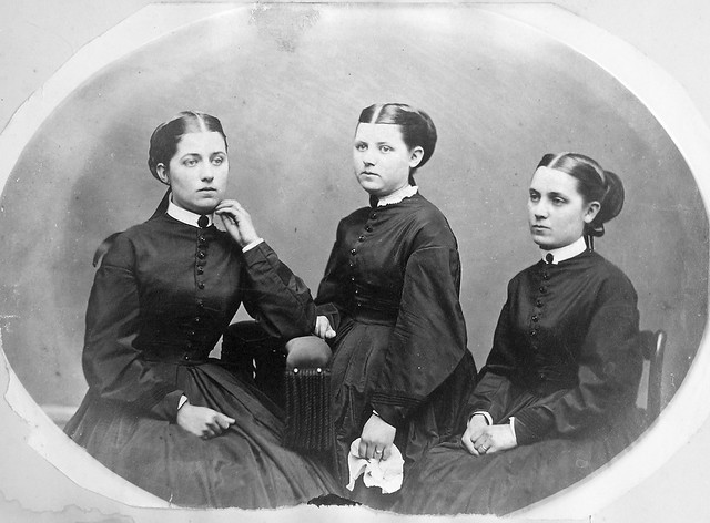 Nancy, Caroline, & Mary, Gooding