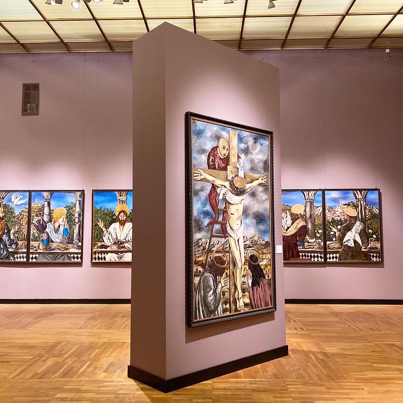 Выставка Первого музея авангарда