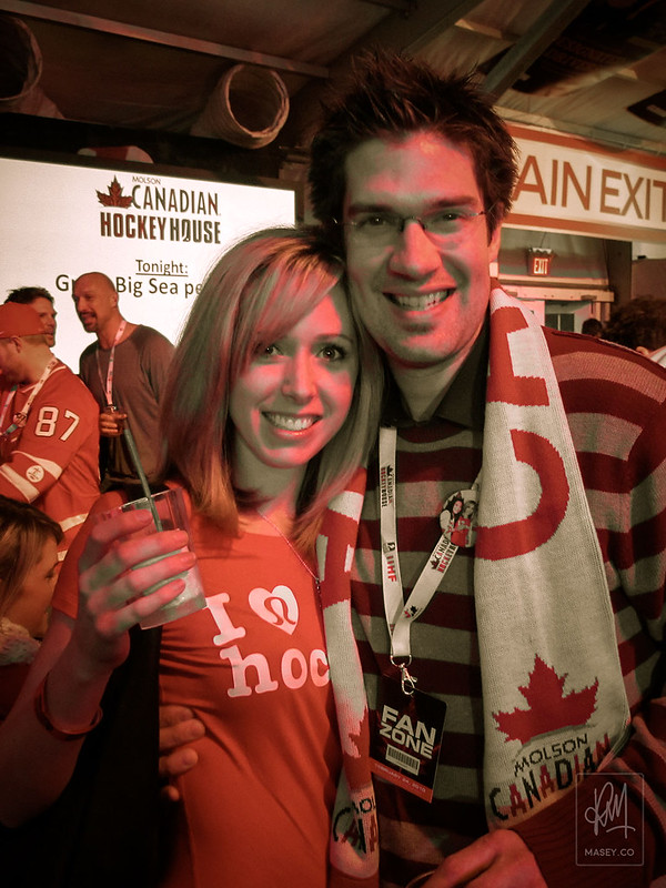 Vancouver 2010: Molson Hockey House