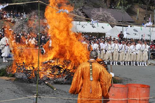 【開運厄除】3/1(日)秩父路に春を告げる「長瀞火祭り」☆行けない方に代わって開運招福をお届けします