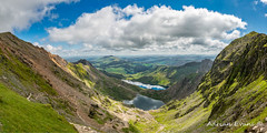 Snowdon Valley Panorama