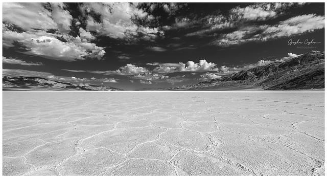 Solitude at Badwater Basin