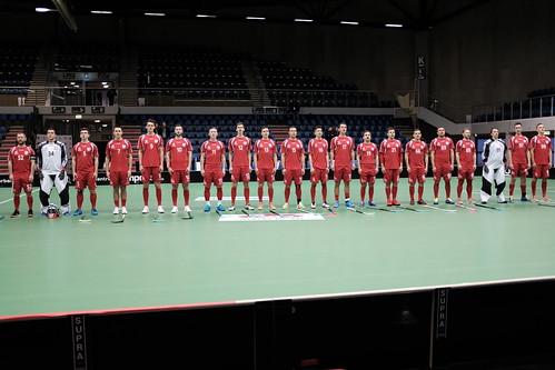 2020 WFCQ EUR1 - Slovenia v Poland