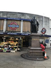 Edward the 7th at Tooting Broadway.