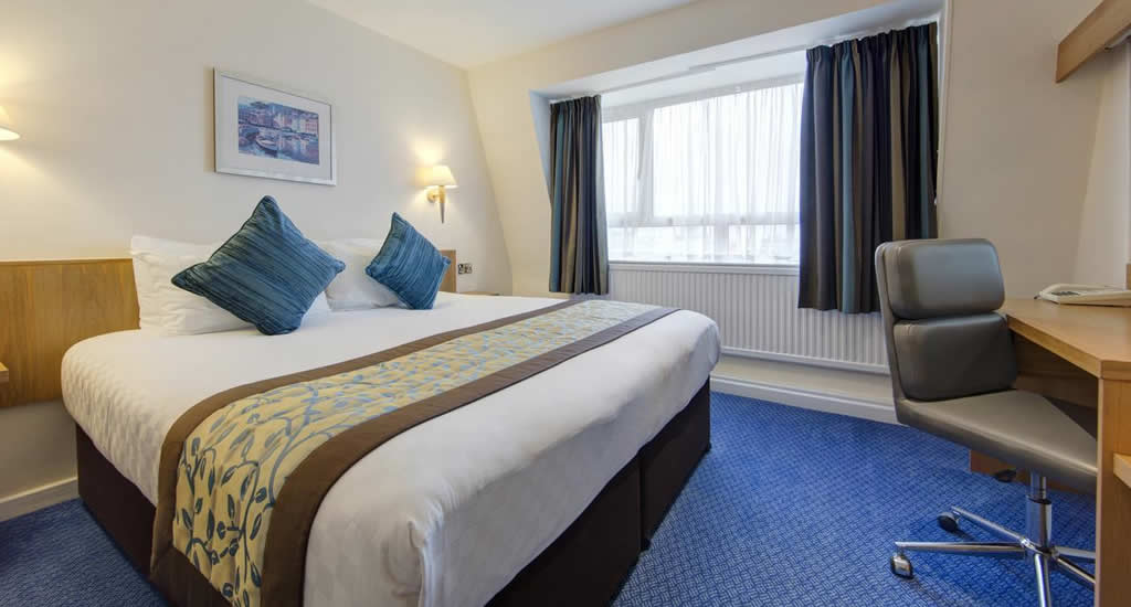 Goedkope hotels Londen: Thistle Barbican | Mooistestedentrips.nl