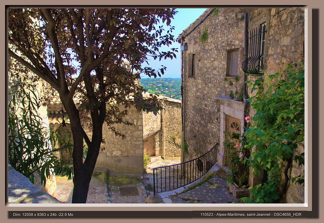 Alpes-Maritimes, saint Jeannet