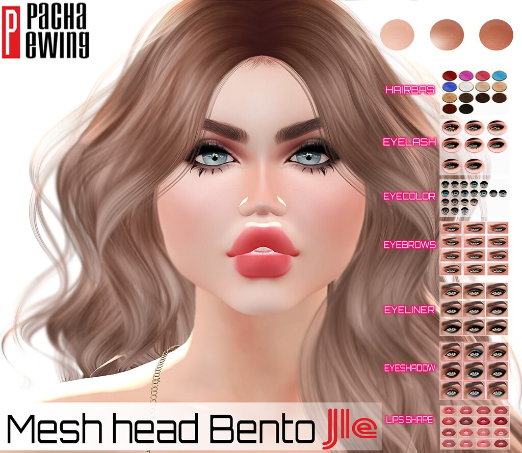 PACHA Ewing_MESH HEAD_Bento_ Jle_15-LIGHT_E