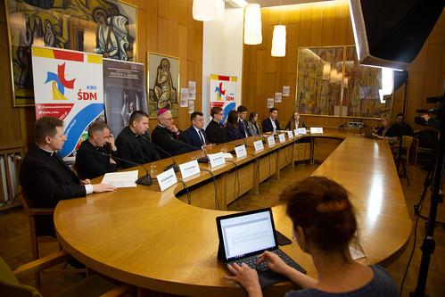 Wszyscy za jednego - konferencja prasowa - Warszawa, 30 I 2020 r.