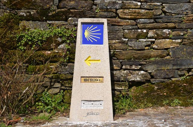 Camino de Santiago, Galicia, Spain