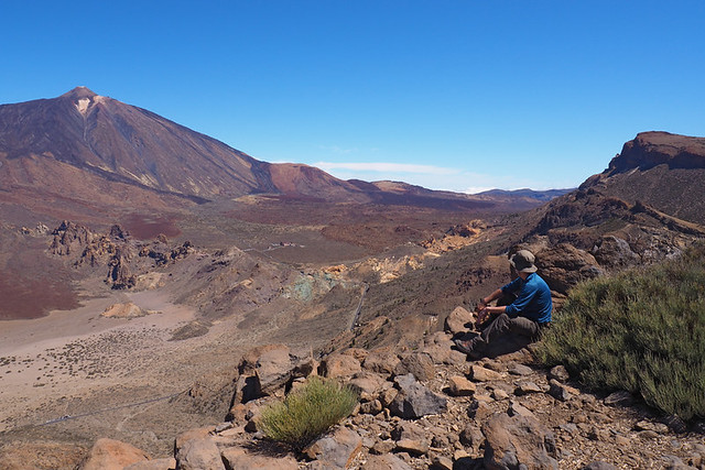 To the Top of Spain, Teide National Park, Tenerife