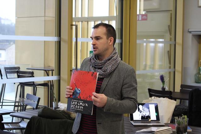 Martin Zeller - Albin Michel BD - FIBD 2020