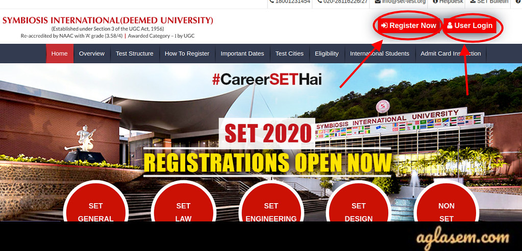 SET 2020 Application Form (Available) - Apply Here