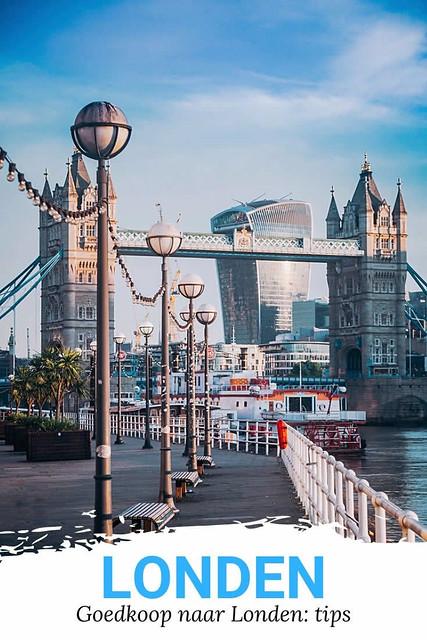 Goedkoop naar Londen | De leukste budgettips Londen