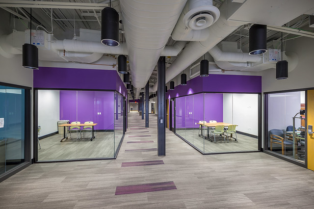 Andover 5000 Building Remodel Highlights