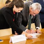 """Ter, 28/01/2020 - 15:59 - Apoiar a mobilidade de estudantes do ensino superior, promover a cultura no espaço lusófono e aumentar a empregabilidade são os principais objetivos do projeto """"PROCULTURA PALOP-TL' da União Europeia. O Politécnico de Lisboa (IPL), enquanto membro da Associação das Universidades de Língua Portuguesa (AULP), esteve presente na cerimónia de assinatura do protocolo, que decorreu no dia 28 de janeiro, na sede da Comunidade dos Países de Língua Portuguesa (CPLP), em Lisboa."""