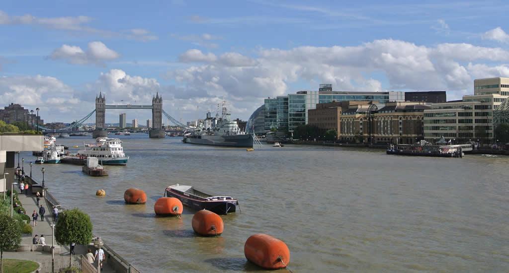 Goedkope rondvaart Thames | Mooistestedentrips.nl