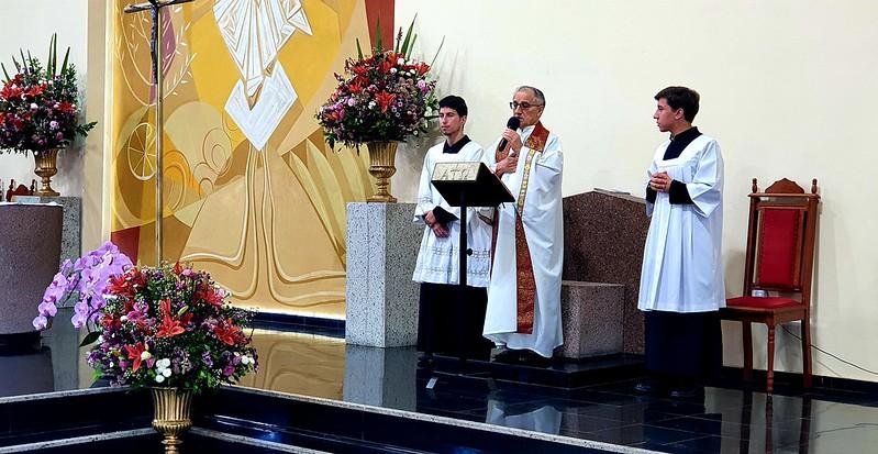 Início das Comemorações do Jubileu de Ouro do Santuário São Judas Tadeu